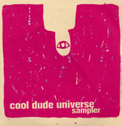 Cool Dude Universe Sampler cover