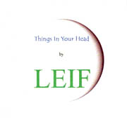 Things in Your Head (LNR2) album cover