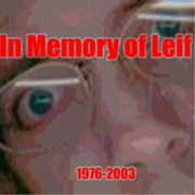 In Memory of Leif (LNR4) album cover