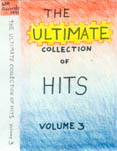 The Ultimate Collection of Hits, Volume 3 tape cover