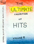 The Ultimate Collection of Hits, Volume 5 tape cover