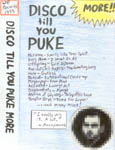 Disco Till You Puke MORE!! tape cover