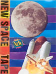 New Space Tape tape cover